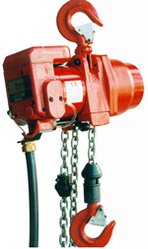 TCR250L Pneumatic Hoist